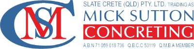 Mick Sutton Concreting
